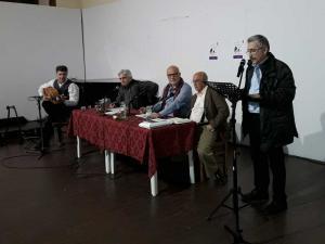 Ο Χοσέ Αντόνιο Μορένο Χουράδο στην Έδεσσα