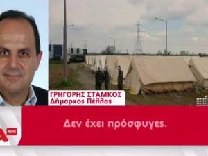 Προσλήψεις σε HotSpot χωρίς πρόσφυγες