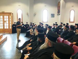 Ψήφισμα κληρικών για το Σκοπιανό