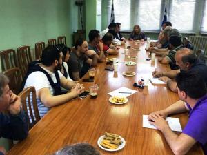 προετοιμασία των εκδηλώσεων μνήμης της Γενοκτονίας των Ελλήνων του Πόντου
