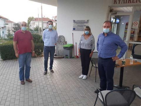 Σταμενίτης στο νοσοκομείο Γιαννιτσών
