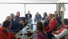 Συνάντηση στο ΧΚ Βόρρας