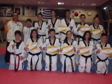 «Φίλιππος» Γιαννιτσών στο προκριματικό πρωτάθλημα taekwondo της Ε.Τ.Α.Β.Ε.