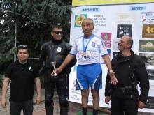 Χρήστος Γεραντίδης, Ημιμαραθώνιος Βεγορίτιδας