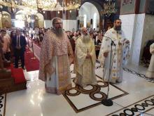 Πατριαρχικός επίτροπος Κανάγκας και Πρωτοσύγκελλος της Ιεράς Μητροπόλεως Κινσάσας