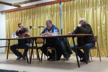 Aνοιχτή συνέλευση του μπλόκου Γυψοχωρίου - Τριφυλλίου