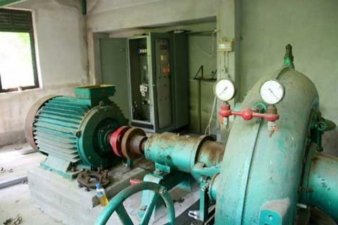 Υδροηλεκτρικός Σταθμός Λουτρών Πόζαρ
