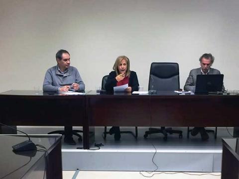 Συνεδρίαση του χειμερινού Συντονιστικού Οργάνου Πολιτικής Προστασίας