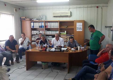 Σηφάκης Αγρότες στα Καλύβια Πέλλας