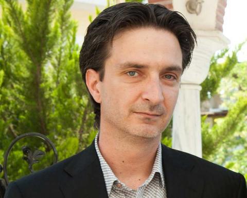 Κώστας Μπαλτζής, Συντονιστής Οργάνωσης Μελών ΣΥΡΙΖΑ Πέλλας (Γιαννιτσών)