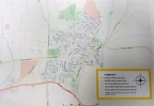 TAP χάρτης Γιαννιτσά