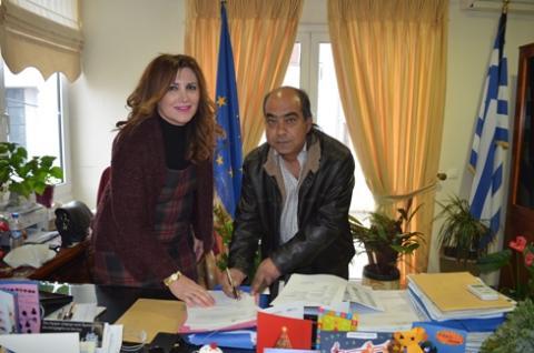 νέος Πρόεδρος στην Τοπική Κοινότητα Μαυροβουνίου ο Γεώργιος Καραγιοβάνης