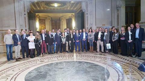 Συνεδρίαση Δικτύου Ευρωπαϊκών Λουτροπόλεων