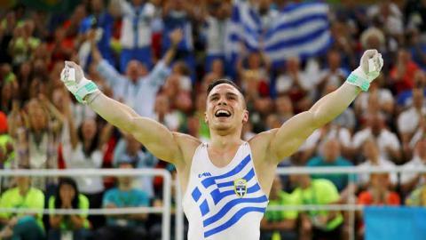 Πετρούνιας χρυσό μετάλλιο Ολυμπιακοί Αγώνες Ρίο 2016