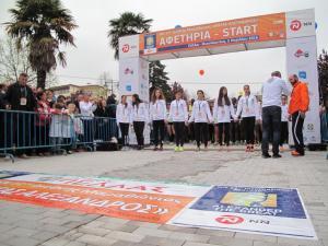 12ος Διεθνής Μαραθώνιος Μέγας Αλέξανδρος