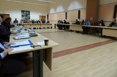 Συνεδρίαση Δημοτικού Συμβουλίου Πέλλας