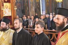 Πρωτοχρονιάτικη Θεία Λειτουργία