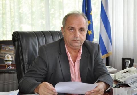 Δημήτρης Γιάννου Δήμαρχος Έδεσσας