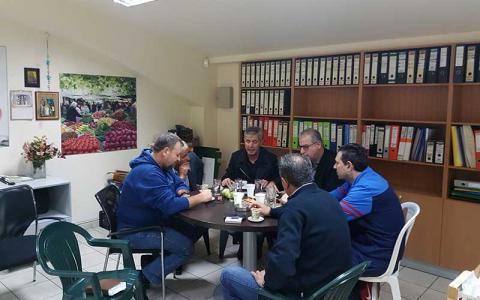 Διοικητικό Συμβούλιο Συνδέσμου Αγροτικών Συνεταιρισμών