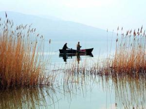Ψάρεμα στη Βεγορίτιδα