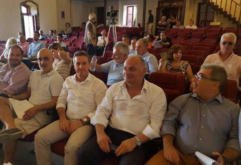 Σύνδεσμος δήμων ιαματικών πηγών Ελλάδας στη Λέσβο