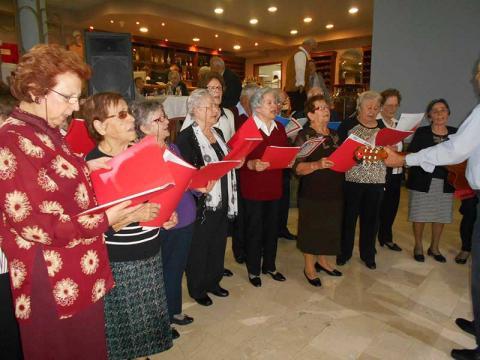 Εκδήλωση για την Παγκόσμια Ημέρα Ηλικιωμένων