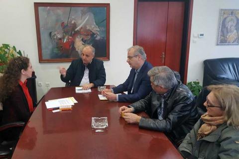 Σύσκεψη για φυσικό αέριο στην Πέλλα
